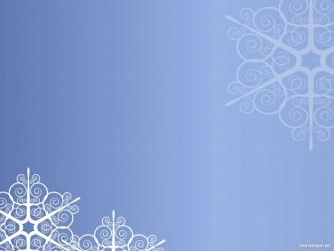 Modern Christmas Snow Background