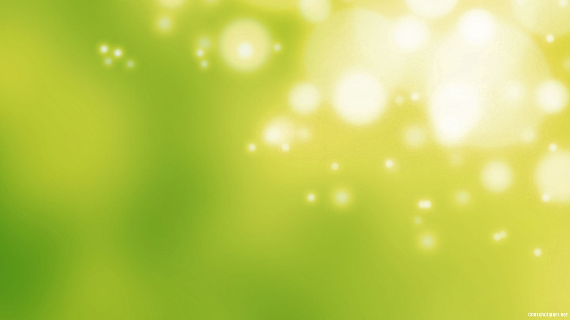 green-bokeh-background